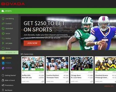 Bovada Betting Reviews